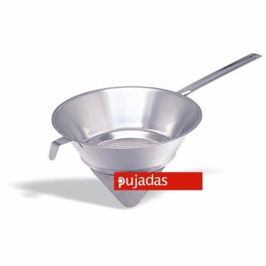 colador chino malla utensilios de cocina profesional pujadas