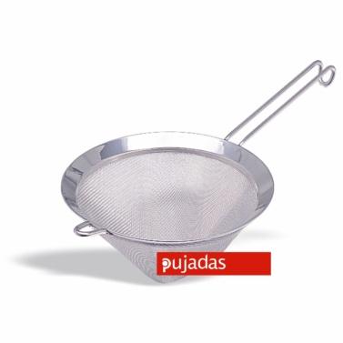 colador conico utensilios de cocina profesional pujadas