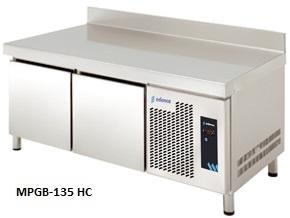 mesas refrigeradas para hosteleria altura 600 mm