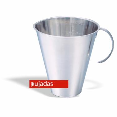 jarra de medidas para cocina profesional pujadas