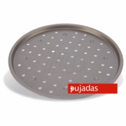 BASE PARA PIZZA ANTIADHERENTE PERFORADA