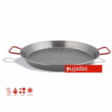 sarten,hosteleria,menaje,bateria,pujadas,acero,antiadherente,induccion,wok,paellera