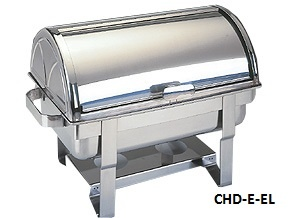 chafing dish electrico self service