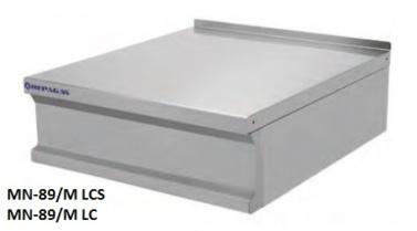 mesa de apoyo para zona de coccion repagas