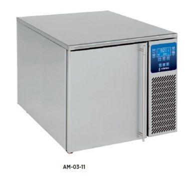 abatidor de temperatura compacto programable hosteleria catering edenox
