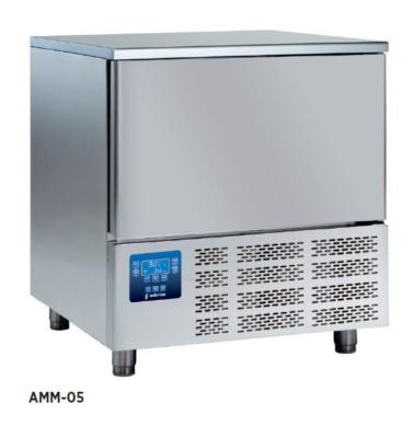 congelador abatidor de temperatura 5 niveles hosteleria restaurantes catering edenox