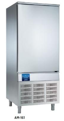 abatidor congelador de temperatura 16 bandejas gn 1/1 hosteleria pasteleria edenox