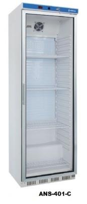 congelador expositor con puerta de cristal hosteleria pasteleria edenox