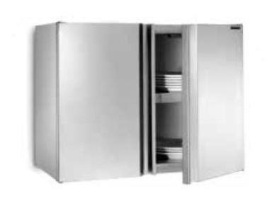 armario de pared con puertas para platos distform