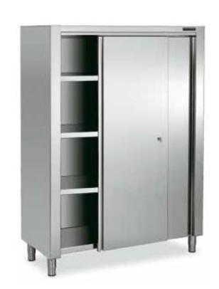 armario de pie puertas correderas para hosteleria distform