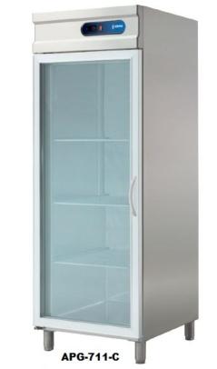 armarios neveras con puertas de cristal de hosteleria restaurantes edenox