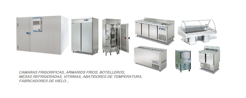 frio industrial hosteleria neveras