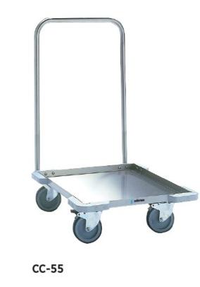 carro para transporte de cestas de lavavajillas industrial