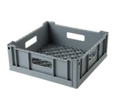 cesta 400x400 mm para lavavasos