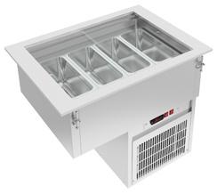 cuba mantenimiento congelados buffet edenox