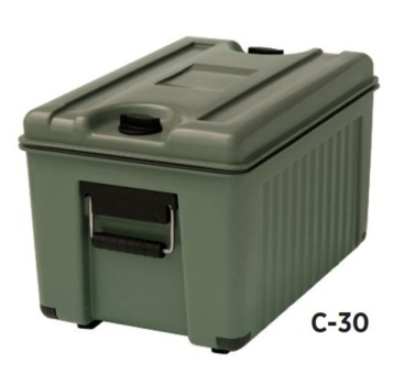 contenedor isotermico para transporte de comida