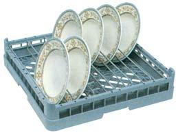cesta para lavavajillas de hosteleria especial platos hondos