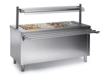 cuba refrigerada con reserva refrigerada distform sel service