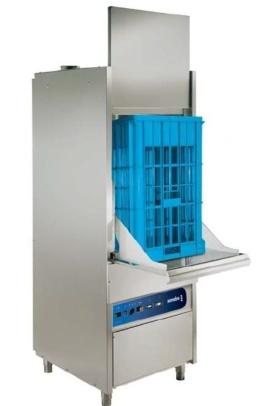 lavavajillas industrial para ollas y grandes utensilios edenox