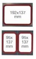 moldes para termoselladoras de barquetas