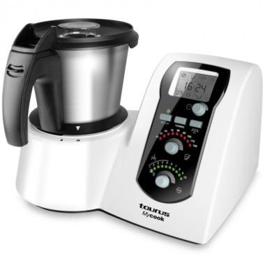 robot de cocina taurus mycook 1.6