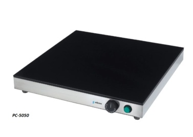placa caliente de sobremesa vitroceramica mantenedora de temperatura