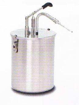 Accesorios máquina de churros