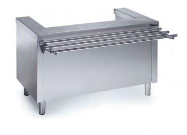 mueble self service para carro dispensador de platos distform