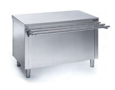 mesa caliente para self service distform