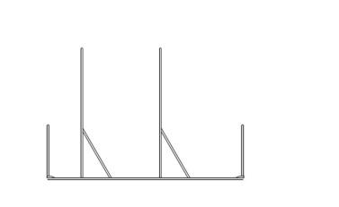 soporte bendejas pasteleras para lavavajillas industrial edenox