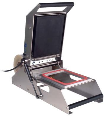 termosalladora de barquetas edenox