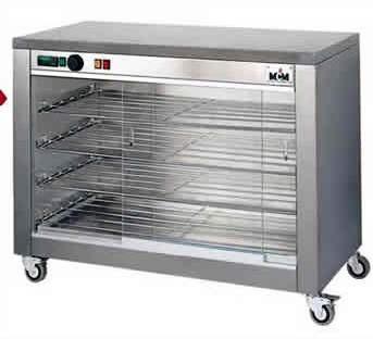 calefactor asador de pollos