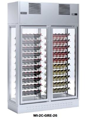 nevera de vinos para restaurantes y hosteleria edenox