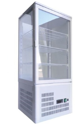 vitrina refrigerada expositora vertical economica edenox