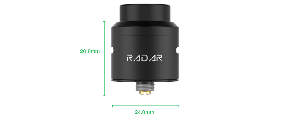 Dripper Radar RDA GeekVape - Ítem2