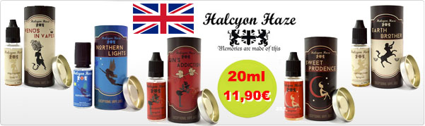 HALCYON HAZE (10ml)