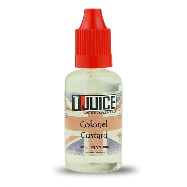AROMA - Tjuice Colonel Custard 10ml 30ml - Ítem2