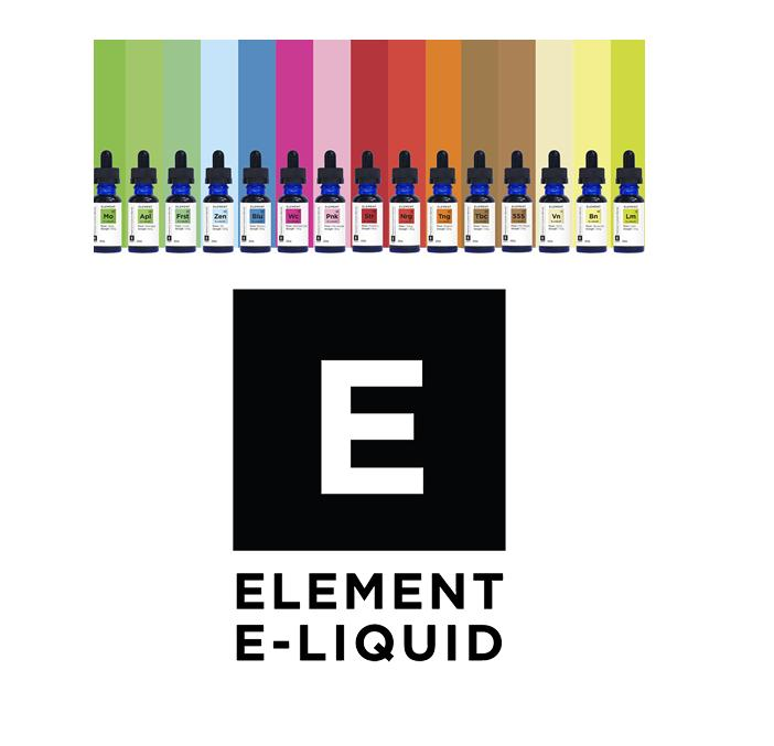 ELEMENT ELIQUID (50ml)
