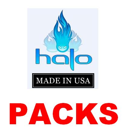 PACKS HALO 10ML / 30ML