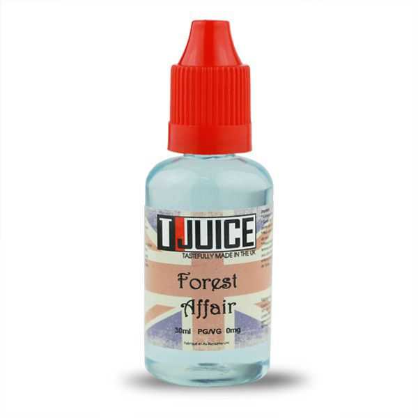 AROMA - Tjuice Forest Affair 10ml 30ml - Ítem2