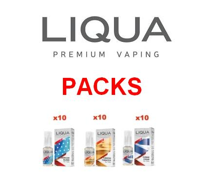 PACKS LÍQUIDOS LIQUA (100ml)