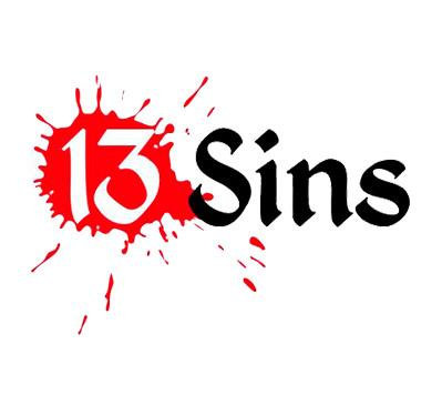 13 SINS ELIQUID (10ml)