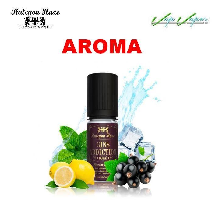 AROMA Halcyon Haze Gins Addiction 10ml
