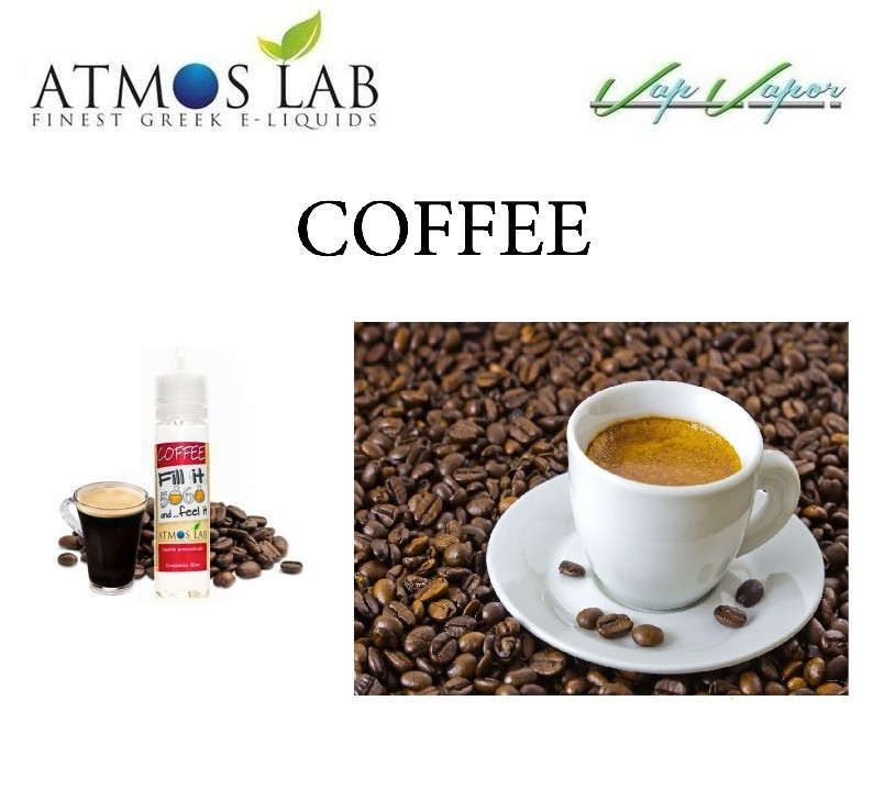 Atmos Lab - Cafe 50ml (0mg)