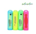Silicone Case 18650 Battery