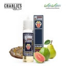 Charlies Chalk Dust Guava Pear Cobbler 50ml (0mg) Pastel guava y pera