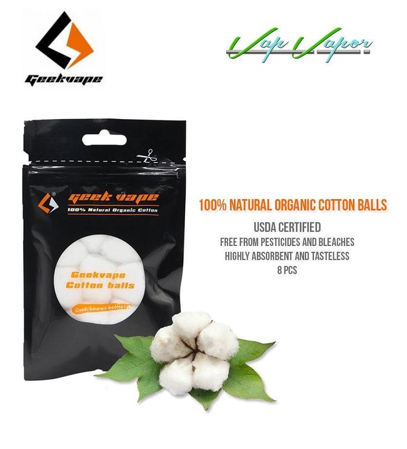 Algodón Cotton Balls Geekvape