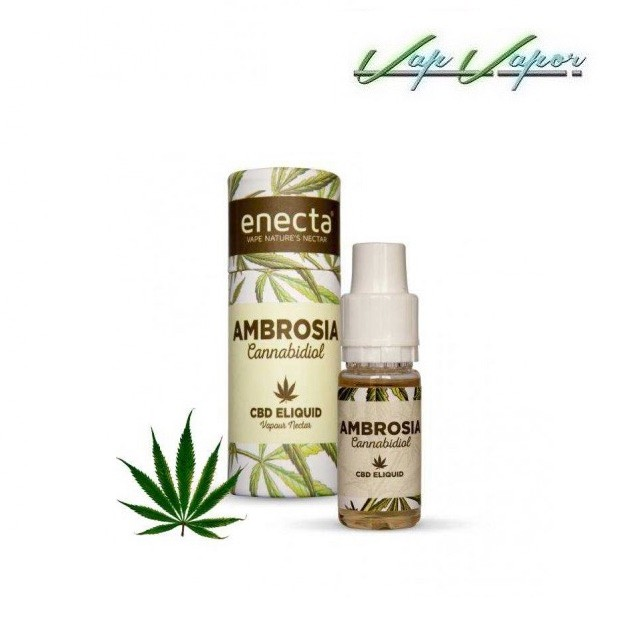 Ambrosia CBD Tobacco Enecta