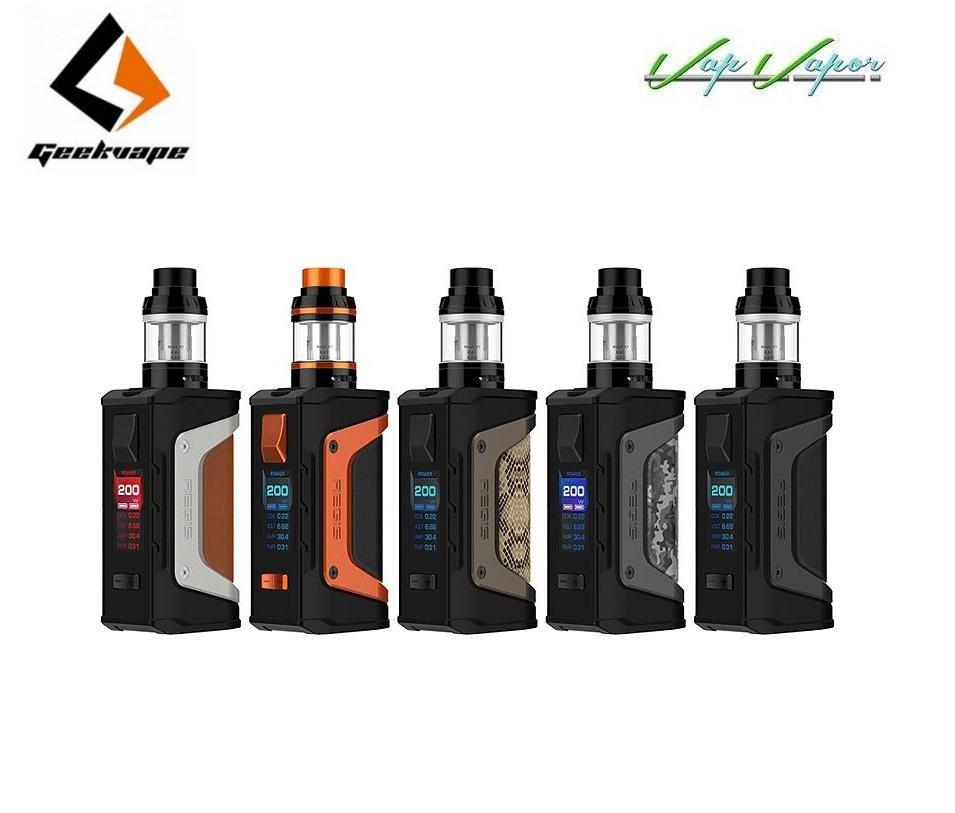 Mod Aegis Legend 200w Geekvape Kit Completo