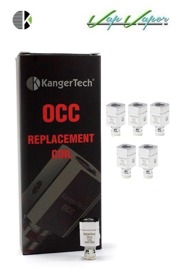 Resistencias Kangertech OCC para Subtank